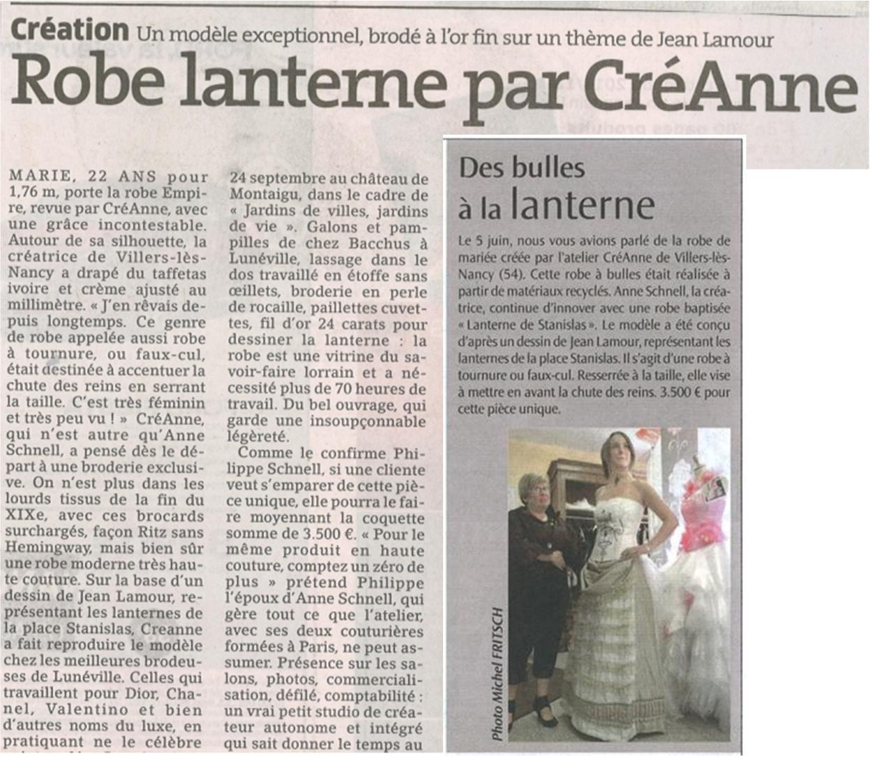Article tablette